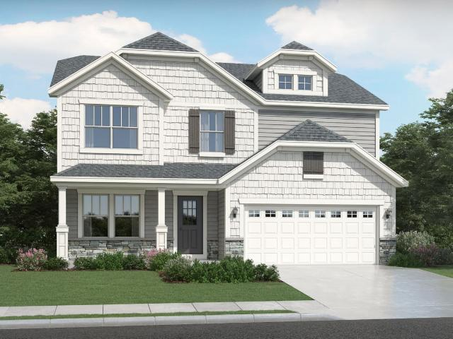 Brand New Home In Chesterton, In. 4 Bed, 2 Bath