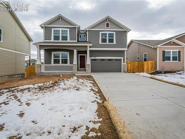 Brand New Home In Colorado Springs, Co. 4 Bed, 2 Bath
