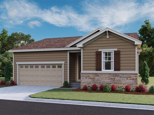 Brand New Home In Commerce City, Co. 2 Bed, 2 Bath