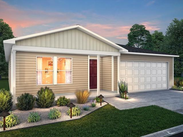 Brand New Home In Connersville, In. 4 Bed, 2 Bath
