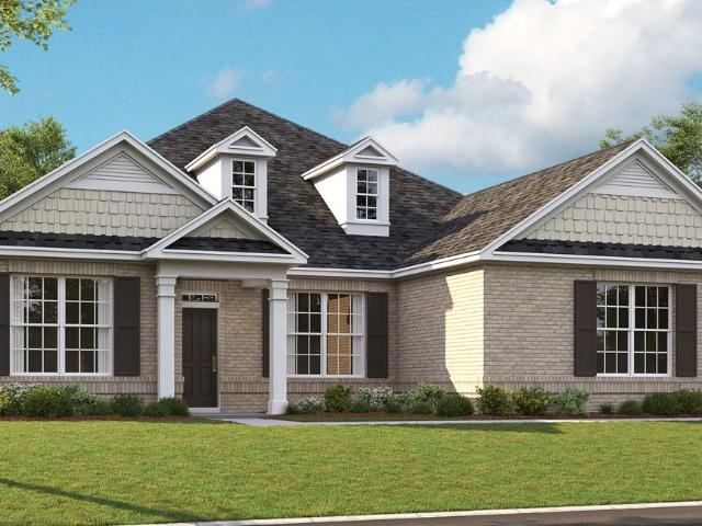 Brand New Home In Cookeville, Tn. 5 Bed, 4 Bath