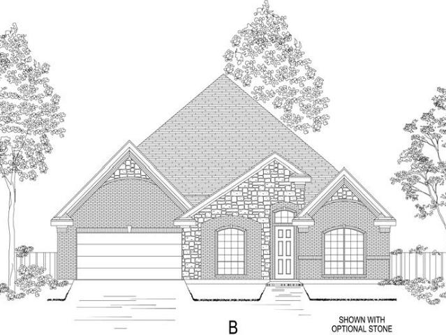 Brand New Home In Corinth, Tx. 4 Bed, 3 Bath