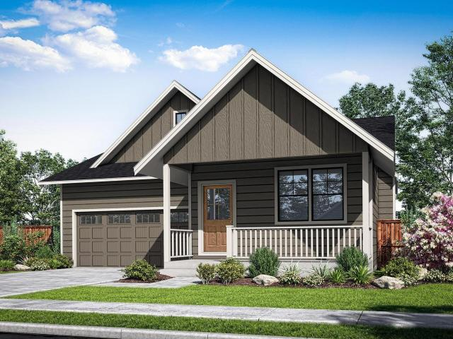 Brand New Home In Corvallis, Or. 3 Bed, 2 Bath