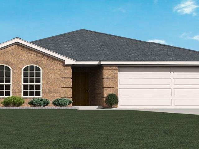 Brand New Home In Crandall, Tx. 3 Bed, 2 Bath