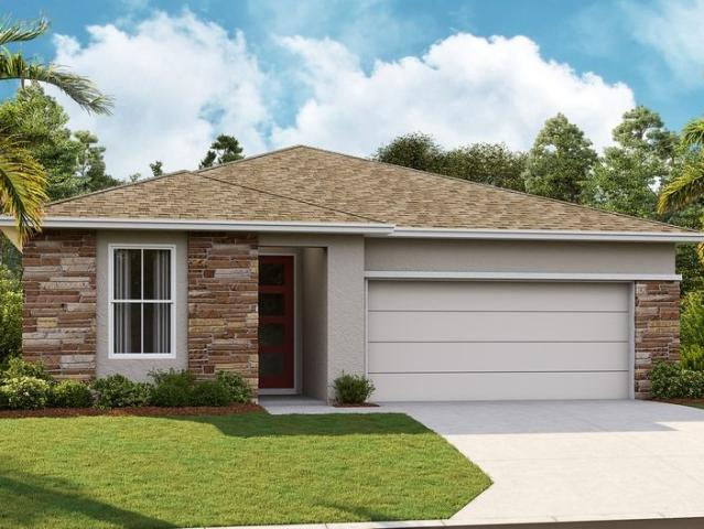 Brand New Home In Davenport, Fl. 4 Bed, 2 Bath