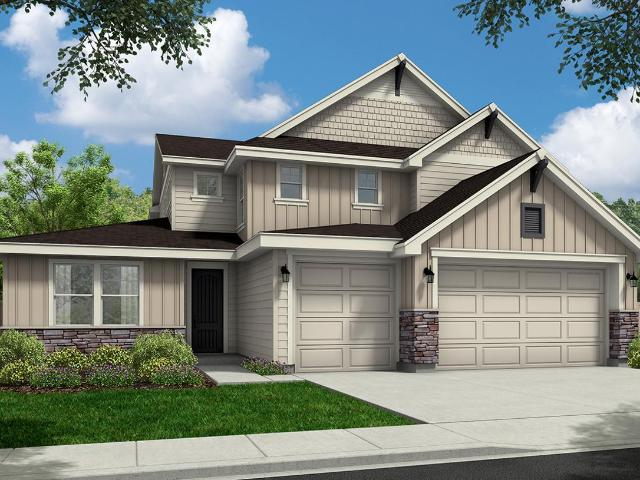 Brand New Home In Emmett, Id. 5 Bed, 3 Bath