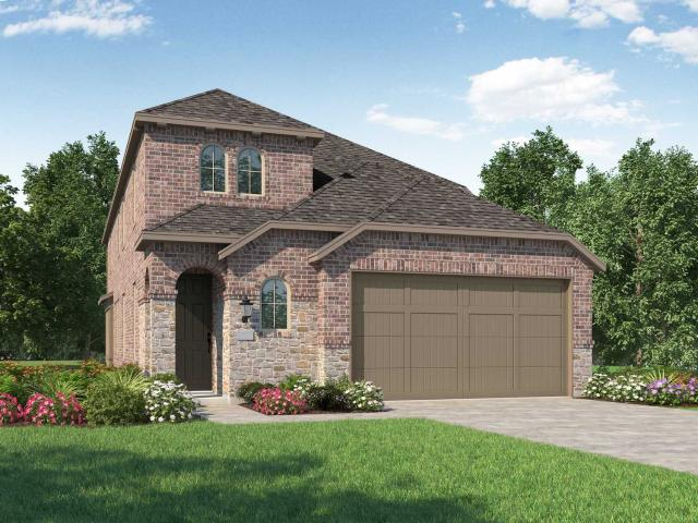 Brand New Home In Forney, Tx. 4 Bed, 3 Bath