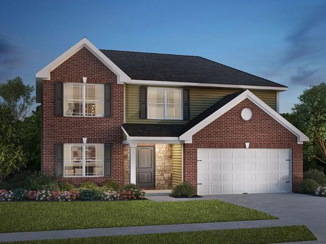 Brand New Home In Fortville, In. 3 Bed, 2 Bath