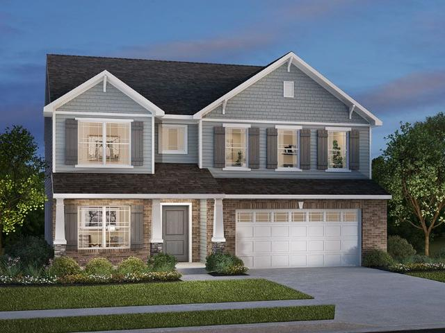 Brand New Home In Fortville, In. 4 Bed, 3 Bath