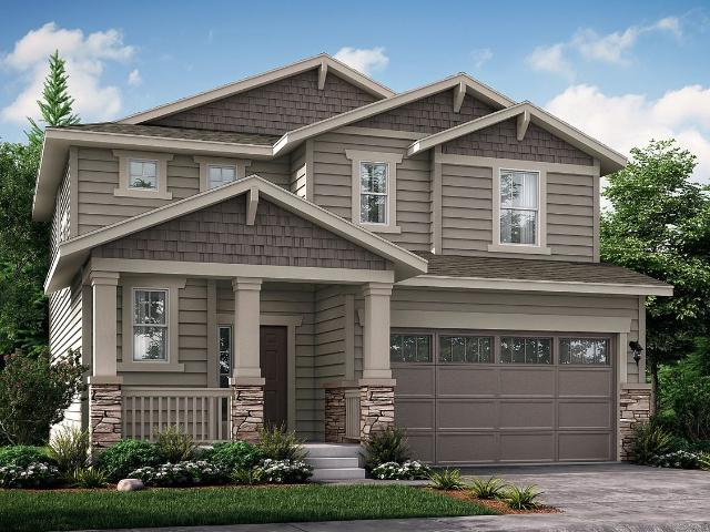 Brand New Home In Frederick, Co. 3 Bed, 2 Bath