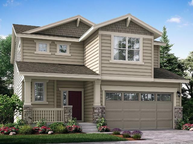 Brand New Home In Frederick, Co. 4 Bed, 2 Bath