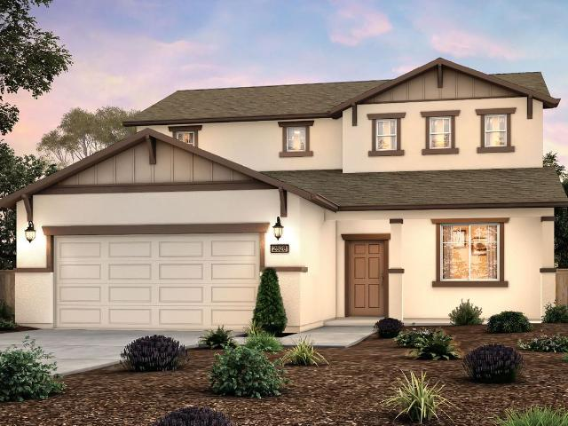 Brand New Home In Fresno, Ca. 3 Bed, 3 Bath