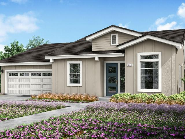 Brand New Home In Friant, Ca. 4 Bed, 3 Bath