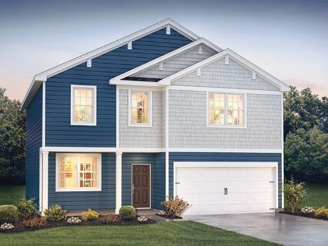 Brand New Home In Fruitland, Md. 3 Bed, 2 Bath