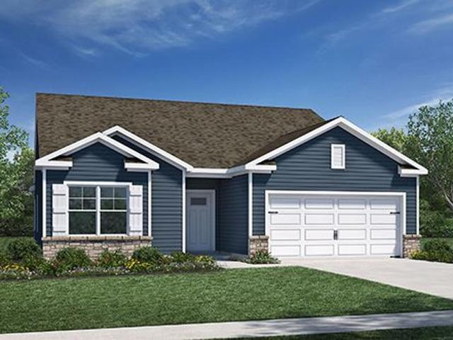 Brand New Home In Granville, Oh. 3 Bed, 2 Bath