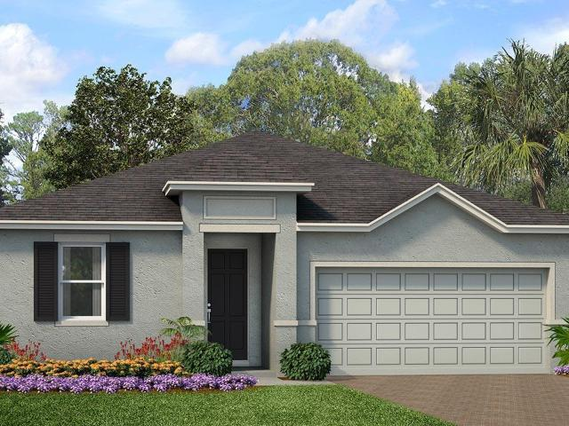 Brand New Home In Haines City, Fl. 4 Bed, 2 Bath