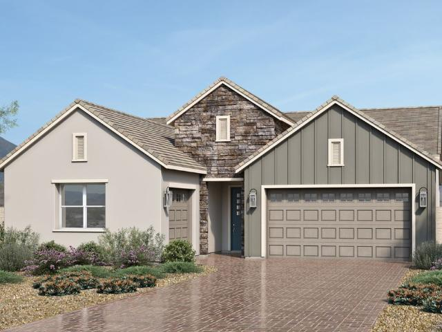 Brand New Home In Henderson, Nv. 2 Bed, 2 Bath