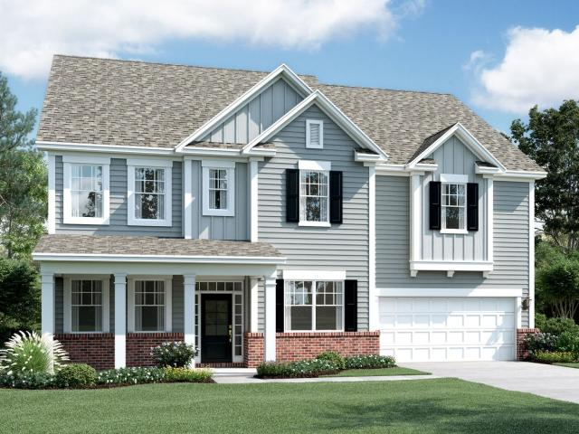 Brand New Home In Holly Springs, Nc. 5 Bed, 4 Bath
