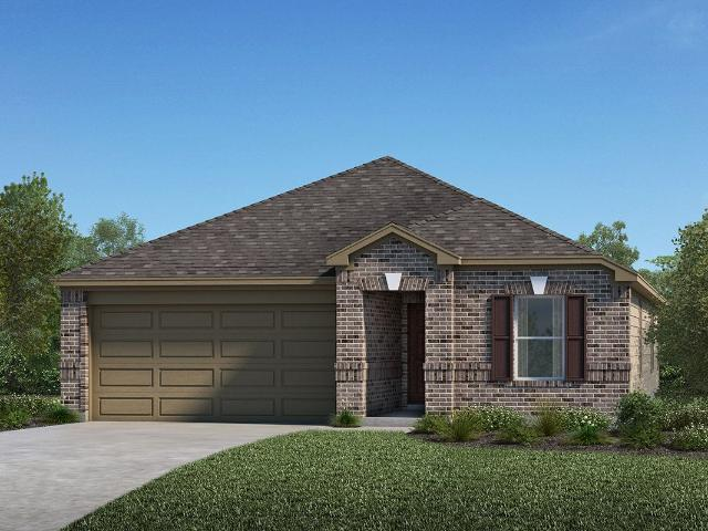 Brand New Home In Houston, Tx. 3 Bed, 2 Bath