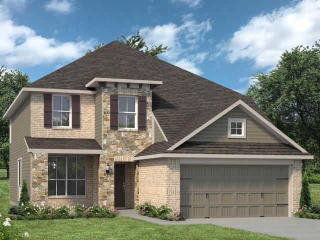 Brand New Home In Killeen, Tx. 4 Bed, 3 Bath