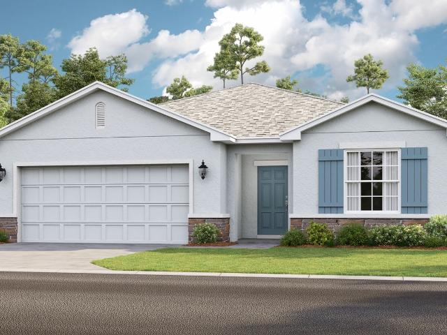 Brand New Home In Kissimmee, Fl. 4 Bed, 2 Bath