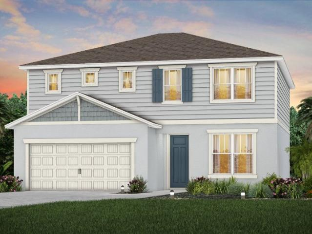 Brand New Home In Kissimmee, Fl. 5 Bed, 3 Bath
