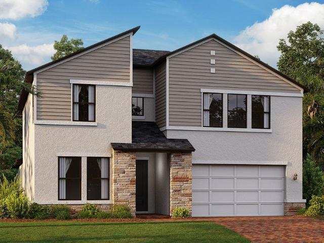 Brand New Home In Land O' Lakes, Fl. 5 Bed, 4 Bath