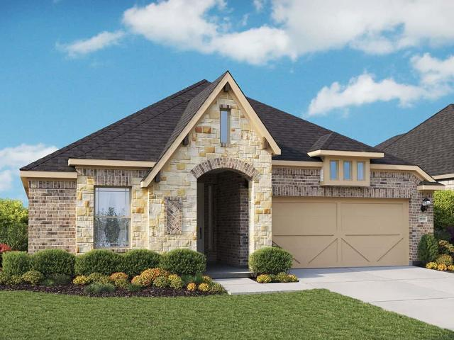 Brand New Home In Leander, Tx. 4 Bed, 3 Bath