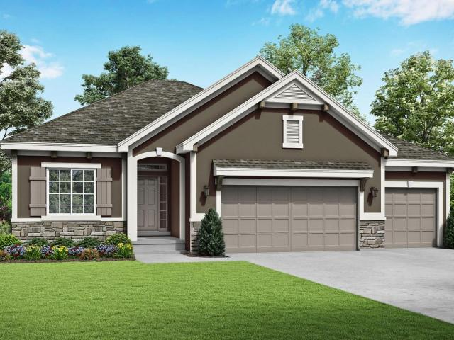 Brand New Home In Lees Summit, Mo. 4 Bed, 3 Bath