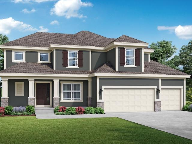Brand New Home In Lees Summit, Mo. 5 Bed, 4 Bath