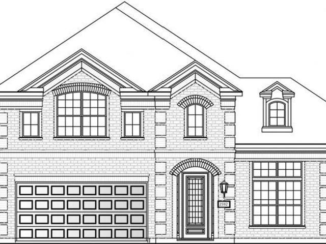 Brand New Home In Little Elm, Tx. 4 Bed, 3 Bath