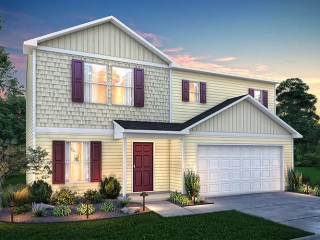 Brand New Home In Livingston, Tx. 4 Bed, 3 Bath