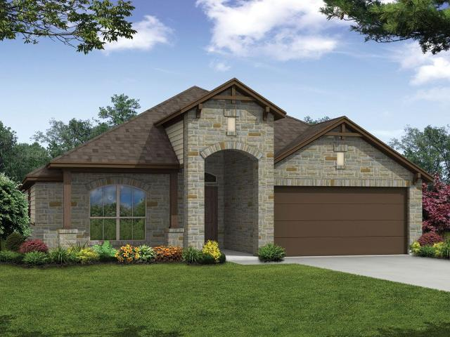 Brand New Home In Manchaca, Tx. 3 Bed, 2 Bath