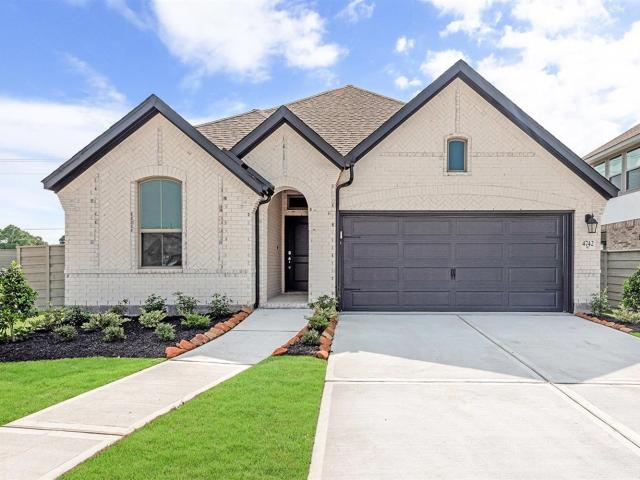 Brand New Home In Manvel, Tx. 3 Bed, 3 Bath
