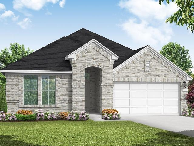 Brand New Home In Manvel, Tx. 4 Bed, 3 Bath