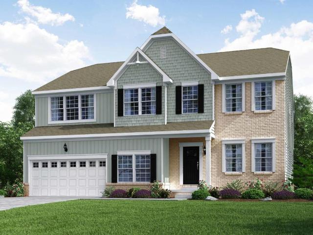 Brand New Home In Mars, Pa. 4 Bed, 4 Bath