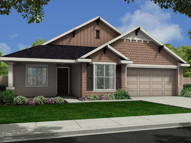 Brand New Home In Middleton, Id. 3 Bed, 2 Bath