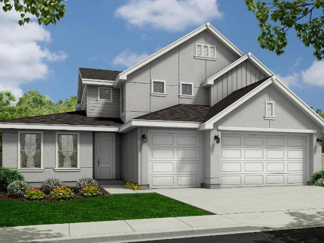 Brand New Home In Middleton, Id. 5 Bed, 3 Bath