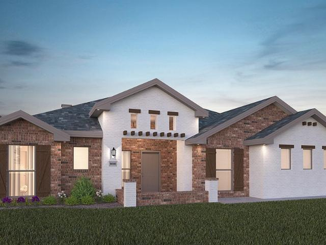 Brand New Home In Midland, Tx. 4 Bed, 3 Bath