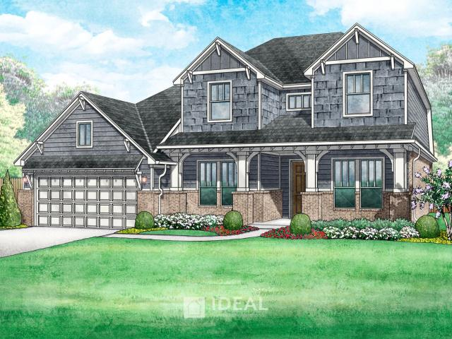 Brand New Home In Moore, Ok. 3 Bed, 2 Bath