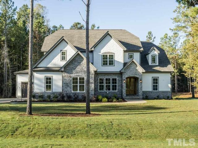 Brand New Home In Pittsboro, Nc. 5 Bed, 4 Bath