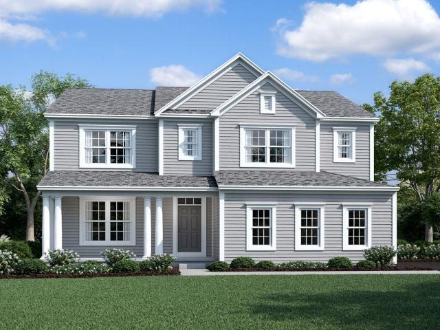 Brand New Home In Plain City, Oh. 4 Bed, 2 Bath