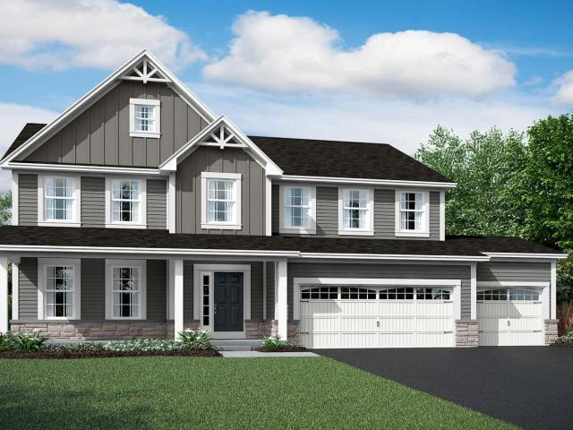 Brand New Home In Plainfield, Il. 4 Bed, 2 Bath