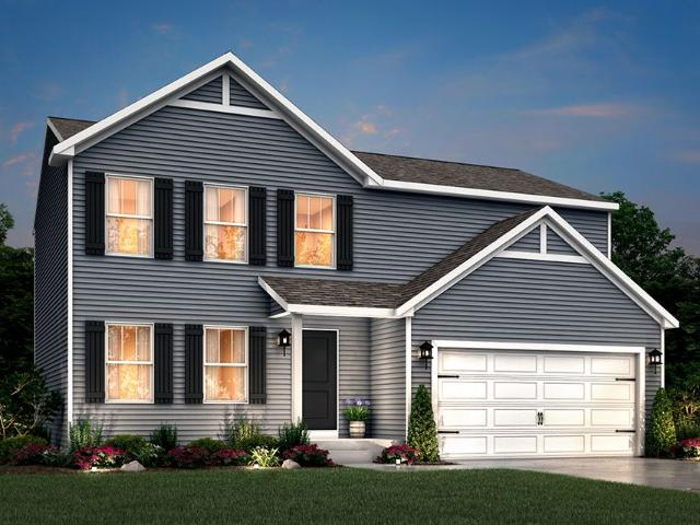 Brand New Home In Plymouth, In. 4 Bed, 2 Bath