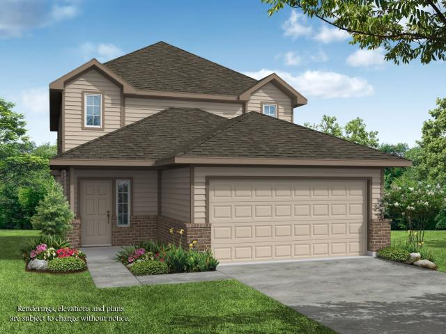 Brand New Home In Porter, Tx. 4 Bed, 2 Bath