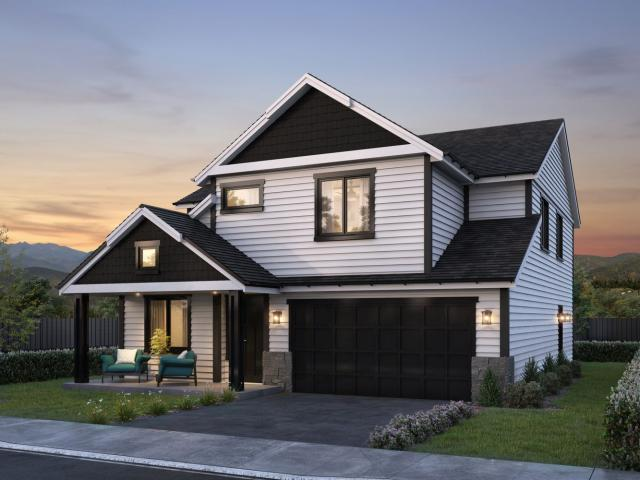Brand New Home In Post Falls, Id. 4 Bed, 2 Bath