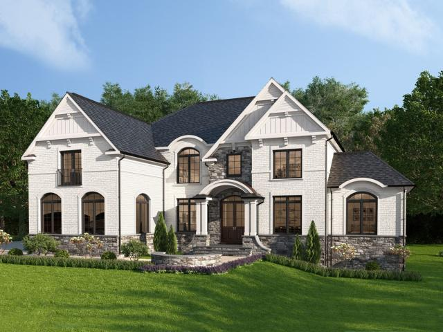 Brand New Home In Potomac, Md. 4 Bed, 3 Bath