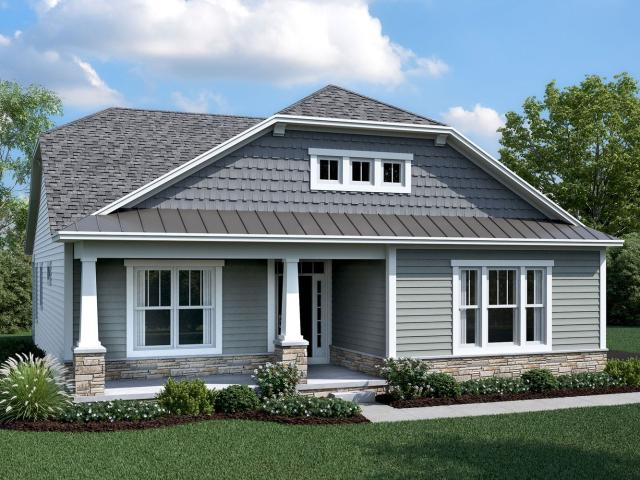 Brand New Home In Powell, Oh. 2 Bed, 2 Bath