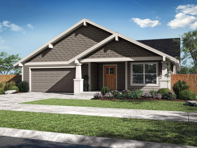 Brand New Home In Redmond, Or. 3 Bed, 2 Bath