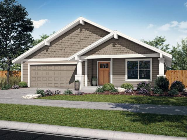 Brand New Home In Redmond, Or. 4 Bed, 2 Bath